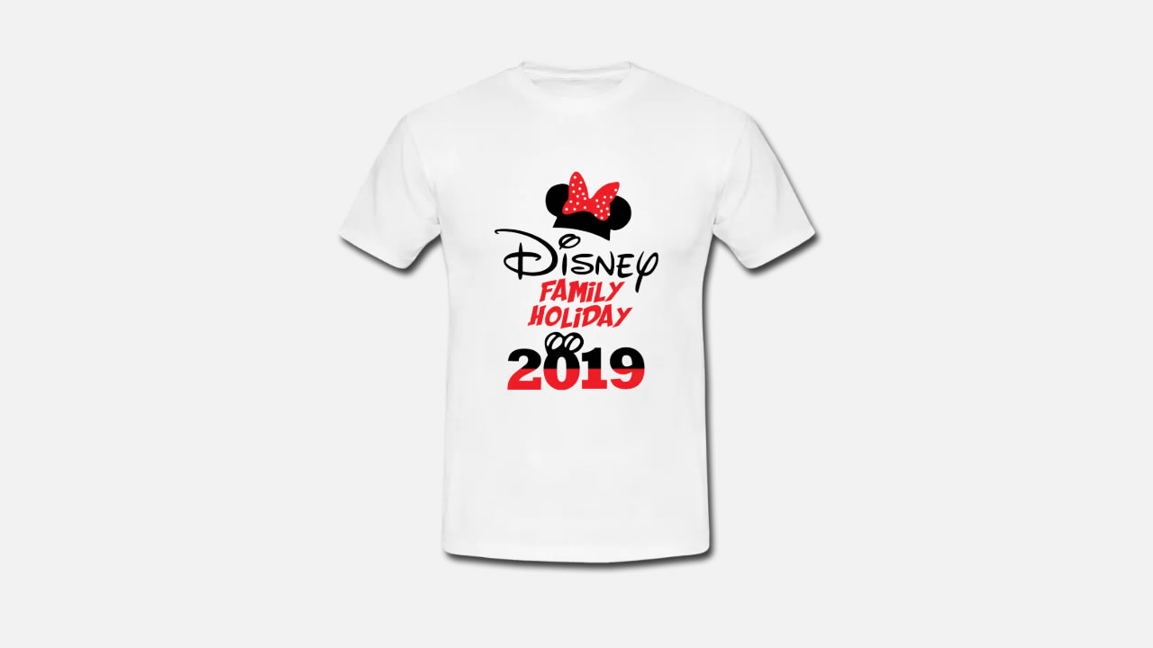 image relating to Printable Shirts named Free of charge Printable Disney T-Blouse Transfers - Orlando Specials